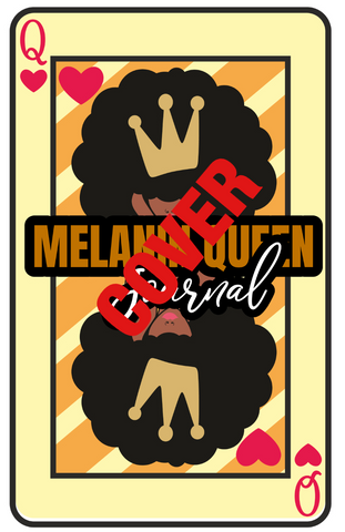 Melanin Queen Premade Journal Full Design Template
