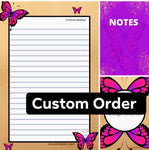 Custom Journal Design Package