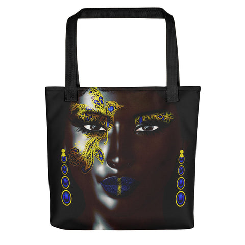 Black Beauty Tote bag - Books & More by Author B.M. Hardin