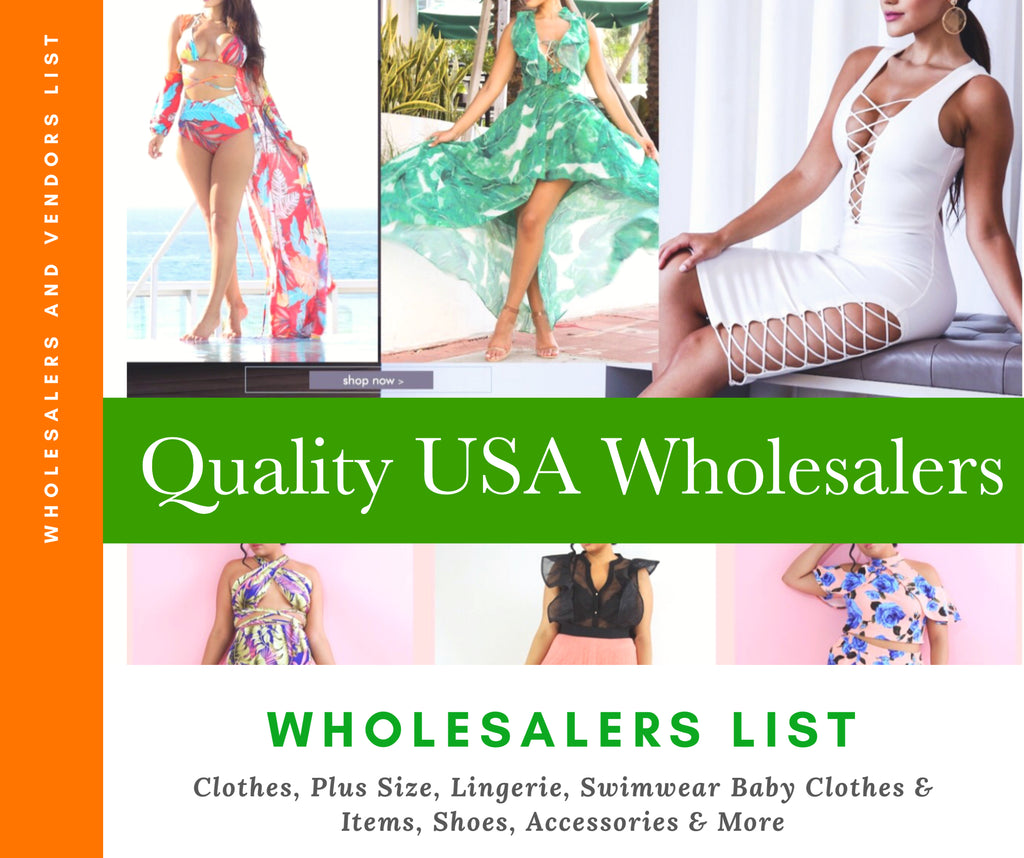 Boutique Wholesaler's List (Only) - Books & More by Author B.M. Hardin