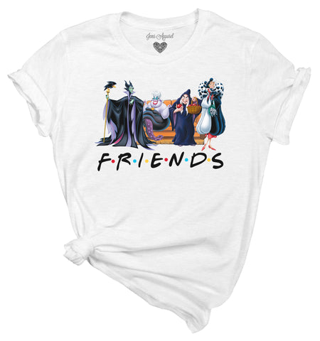 FRIENDS - Disney Villain's