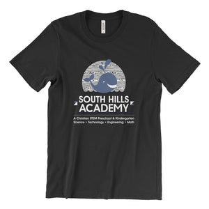 South Hills Academy Adult Tee