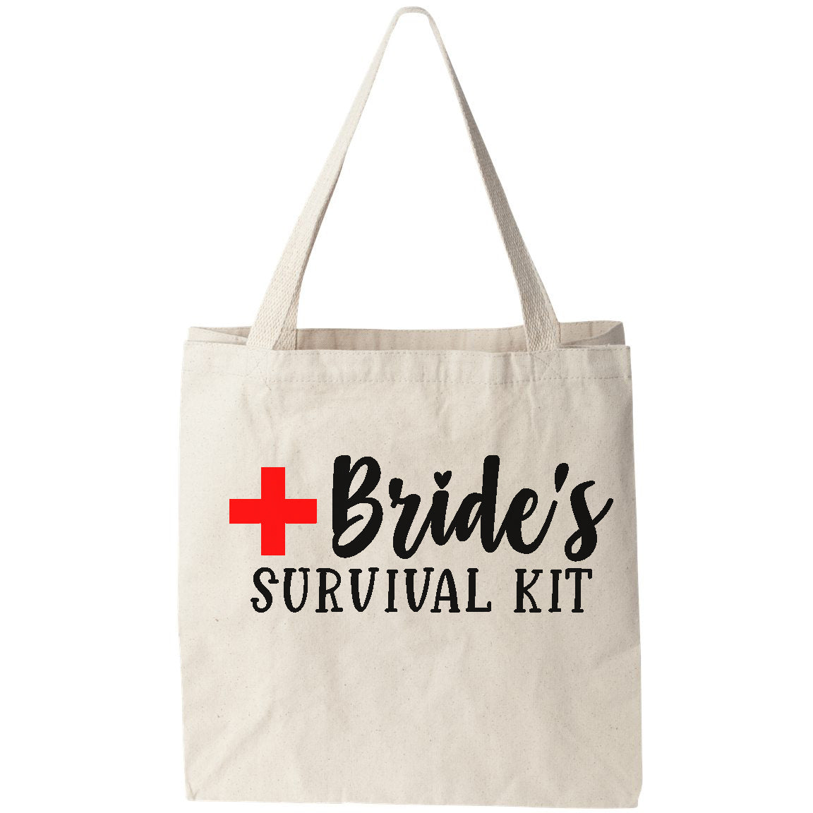 Bride's Survival Kit Tote