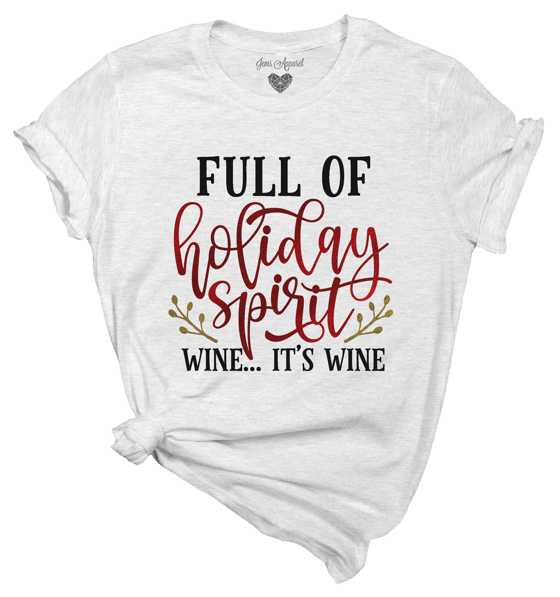 Full of Holiday Spirit - Wine