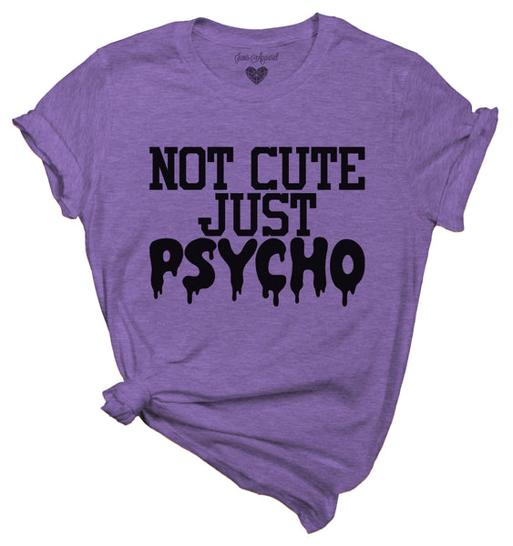 Not cute just psycho