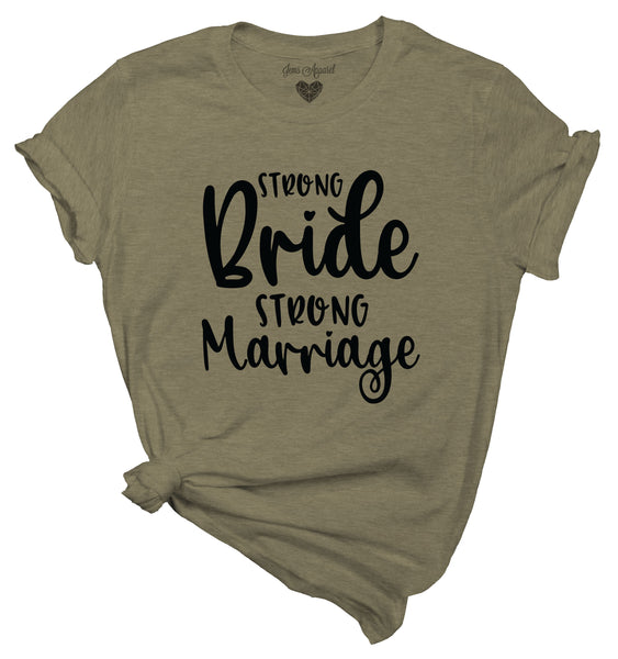 Strong Bride Strong Marraige