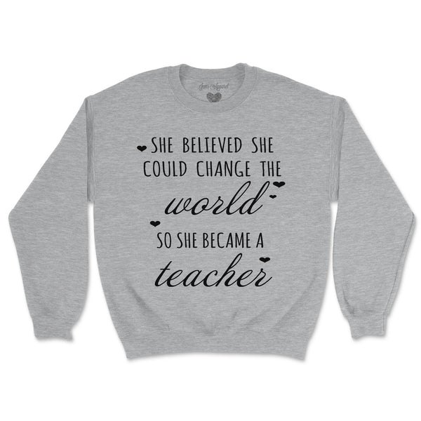 Teacher Sweater