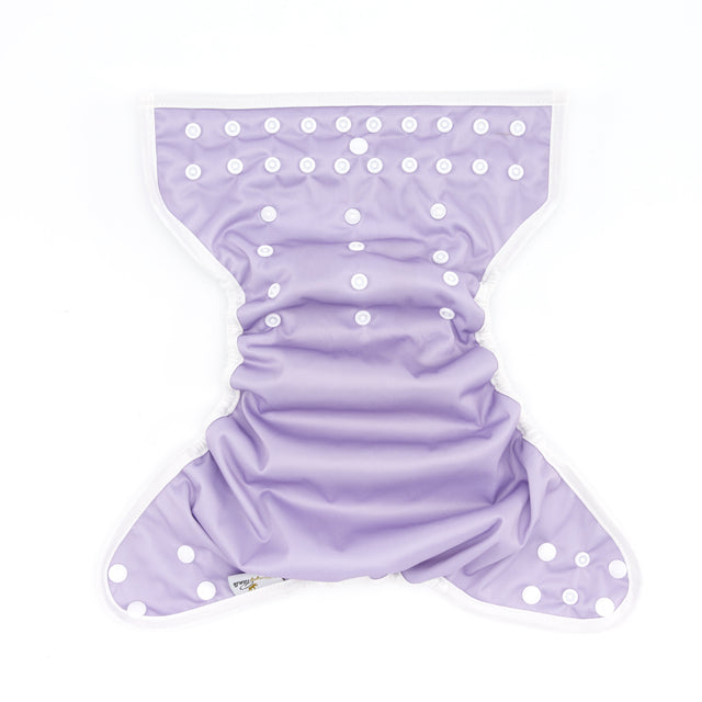 Nappy Shell 3'n'1 Pant - Lilac