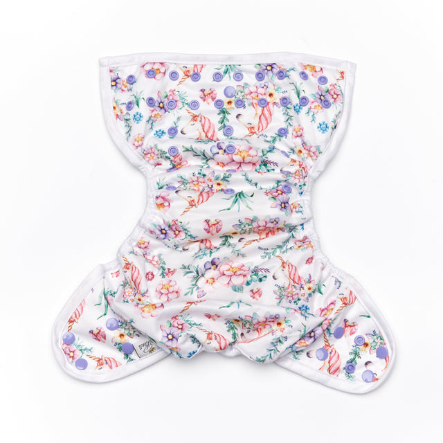 Nappy Shell 3'n'1 Pant - Fantasia
