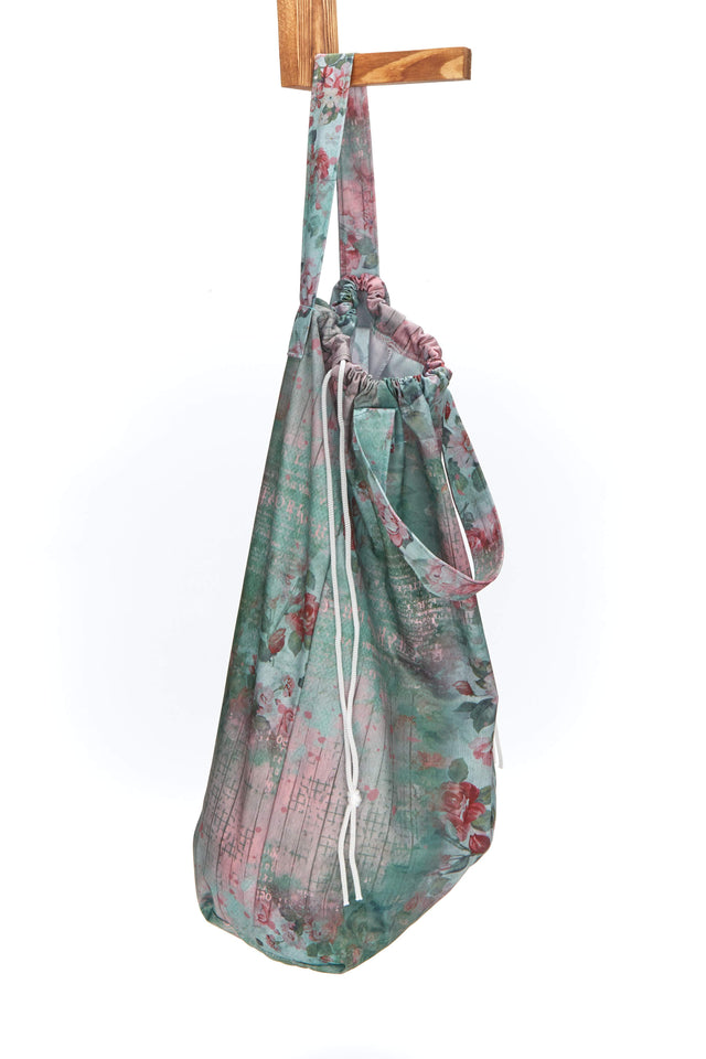 Laundry Bag - Vintage Rose