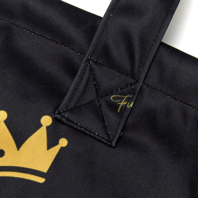 Laundry Bag - Black Crown