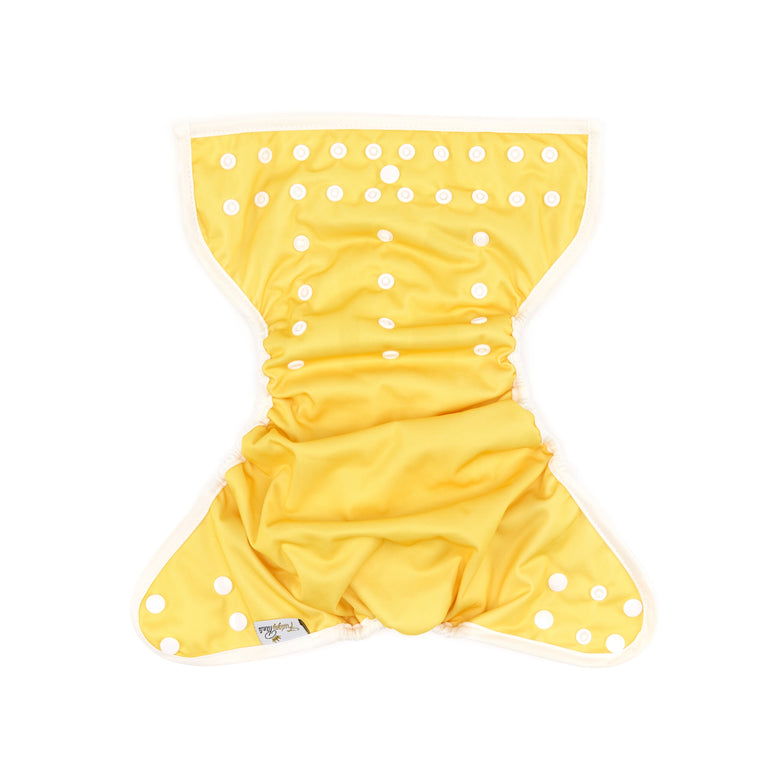 Nappy Shell 3'n'1 Pant - Sunshine - Fudgey Pants