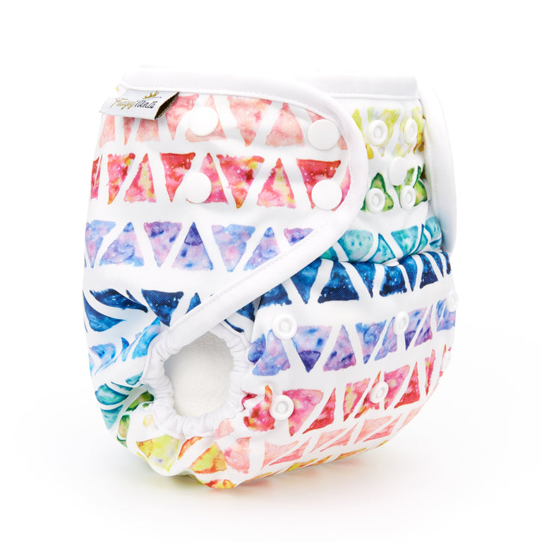 Nappy Shell 3'n'1 Pant - Kaleidoscope