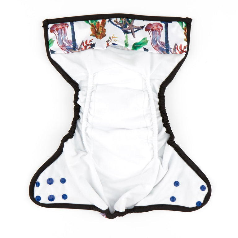 Nappy Shell 3'n'1 Pant - Baby Shark