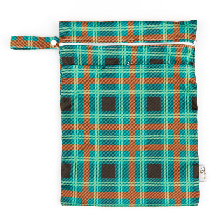 Double Pocket Wet Bag - Highlands