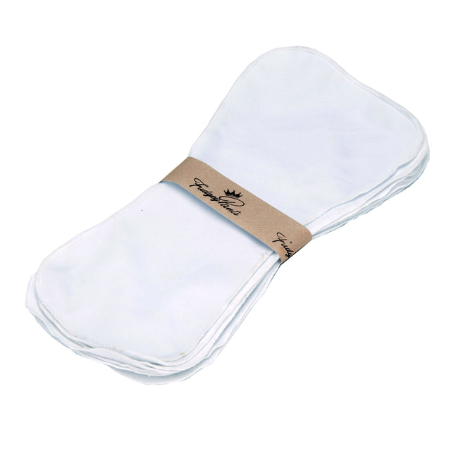 10 pack - Reusable Nappy Liners - Fudgey Pants
