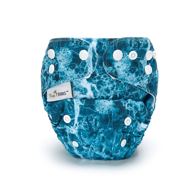Fudgey TRIMS™ Pocket Nappy - Inverno - Fudgey Pants