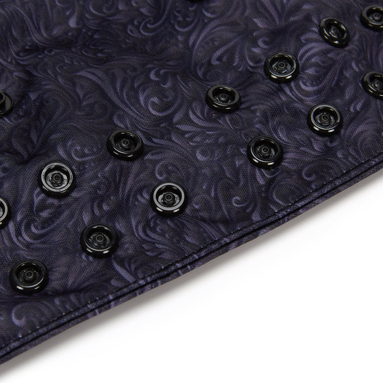 Fudgey TRIMS™ Pocket Nappy - Fleur De Noir - Fudgey Pants