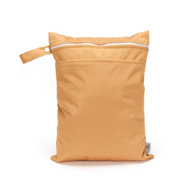 Double Pocket Wet Bag - Hot English - Fudgey Pants