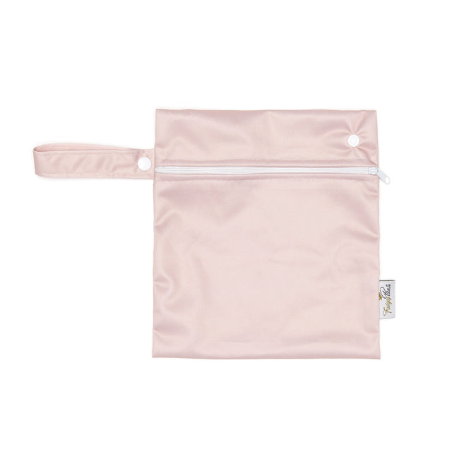 Mini Wet Bag - Dusty Rose - Fudgey Pants