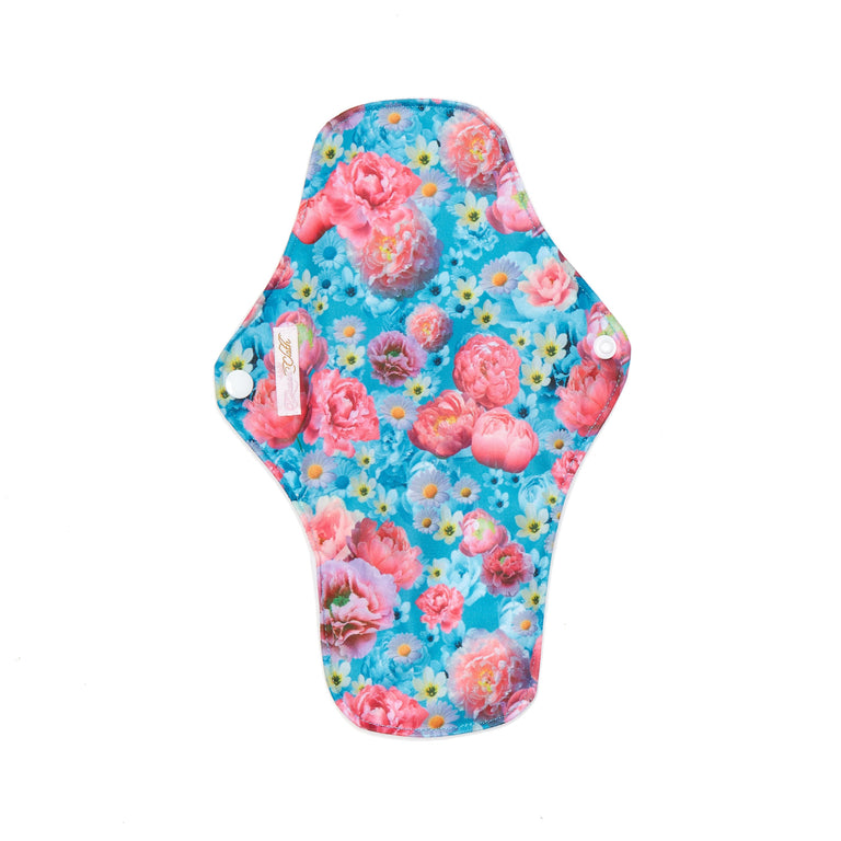 Peony Passion Reusable Day Pad - Single - Fudgey Pants