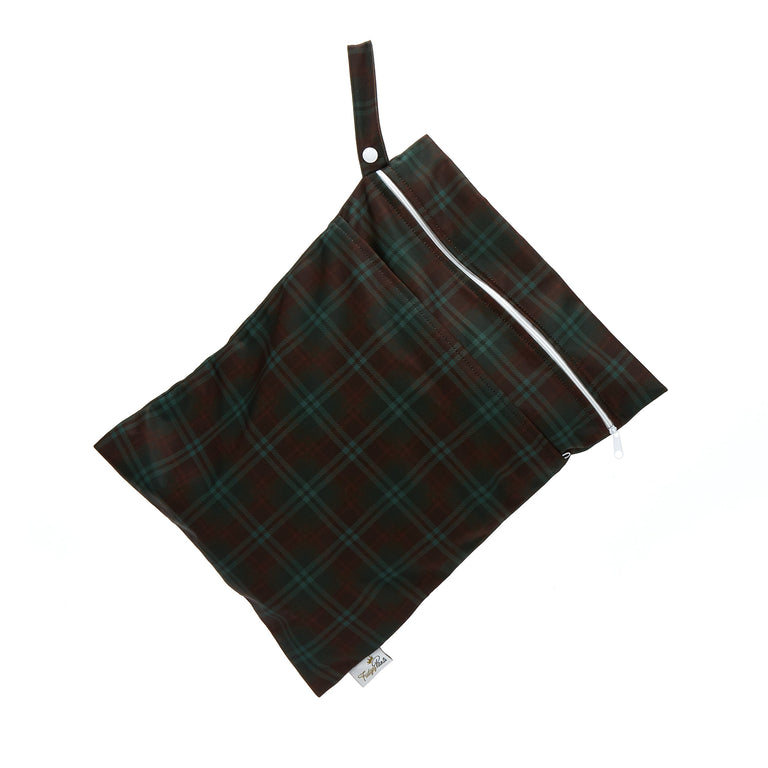 Double Pocket Wet Bag - Dark Scott