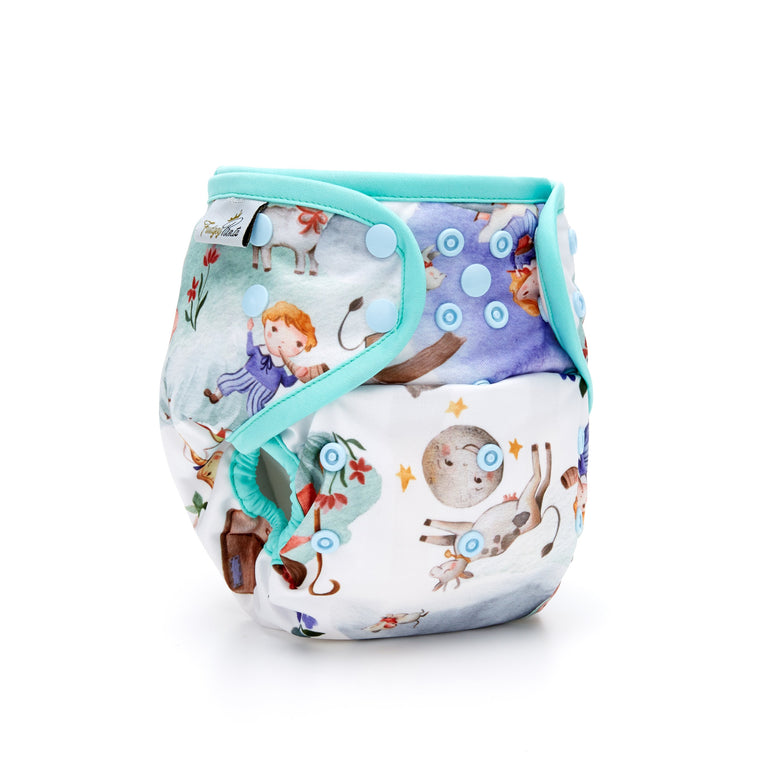 Nappy Shell 3'n'1 Pant - Hey Diddle Diddle