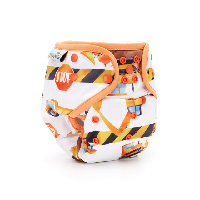Nappy Shell 3'n'1 Pant - Road Works