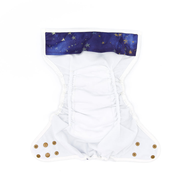 Nappy Shell 3'n'1 Pant - Starry Night