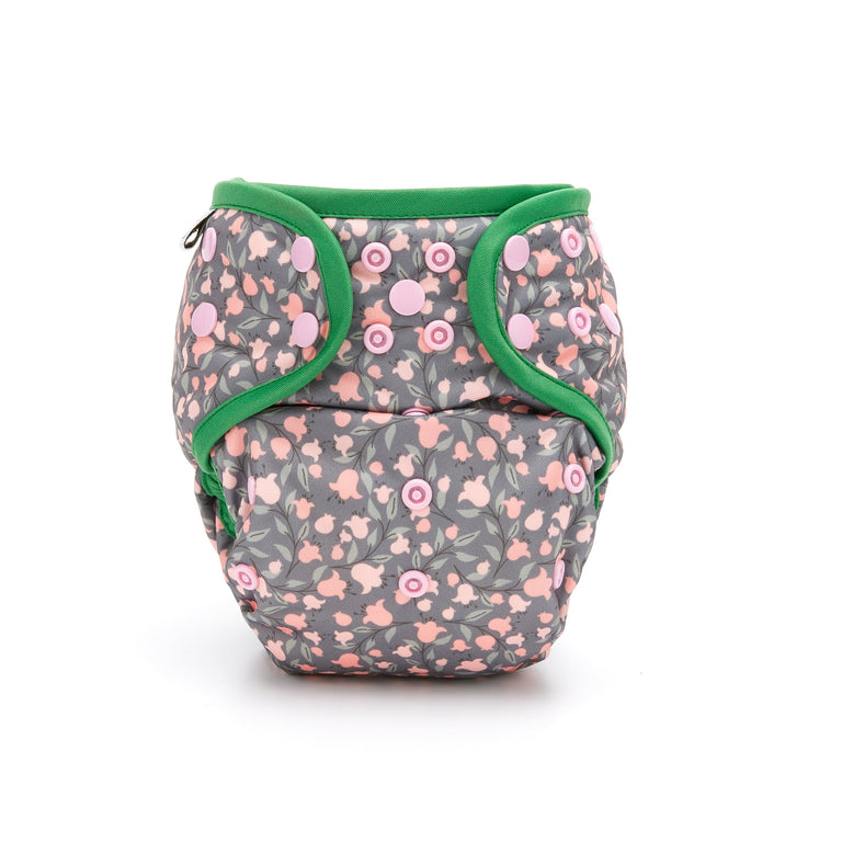 Nappy Shell 3'n'1 Pant - Millefiori