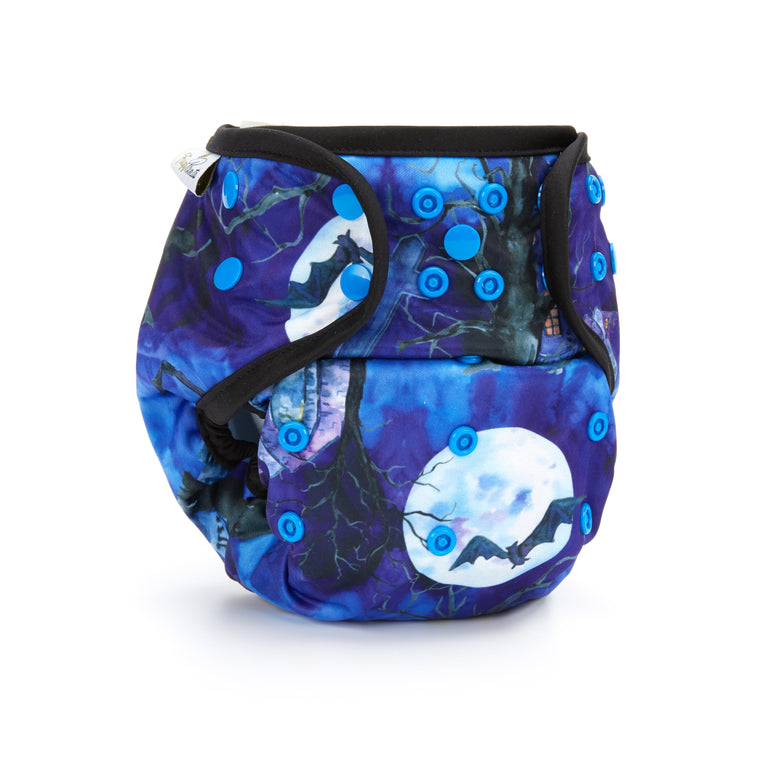 Nappy Shell 3'n'1 Pant - Ghost-Lore