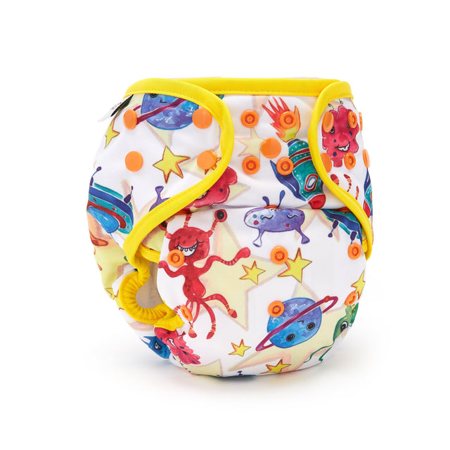 Nappies with Insert + Booster