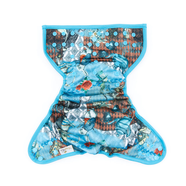 Nappy Shell 3'n'1 Pant - Mad Napper
