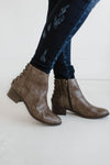 Repeat Bootie in Taupe