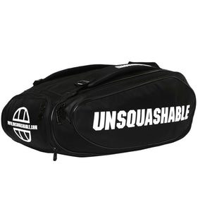 UNSQUASHABLE TOUR-TEC PRO DELUX RACKET BAG