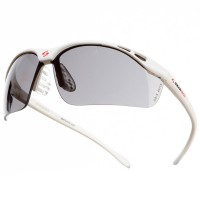 GearBox Vision SLIM Fit - Smoke Lens-White Frame