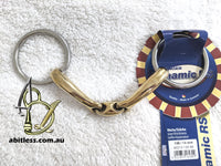 "New! Sprenger Dynamic RS Bradoon Loose Ring 13.5cm ( 5 1/4"")"