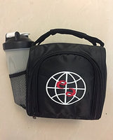 Insulated Lunch Bag with Portion Control Containers