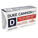 Duke Cannon Big Brick of Beer Soap for Men, 10 Ounce (3 Pack)