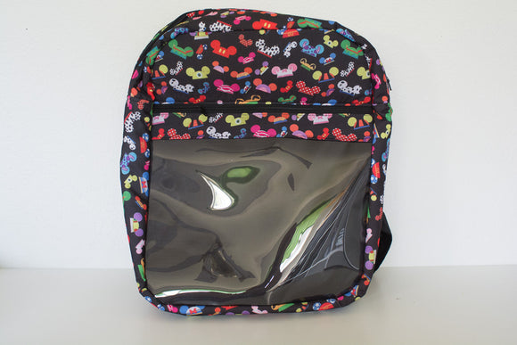 Black Hats Backpack