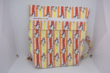 Quilted Convertible Purse - Burt's Penguins