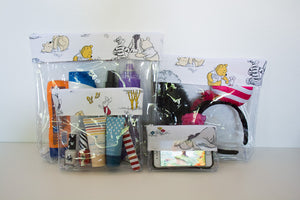 Travel Bag Set -  Pooh and Friends