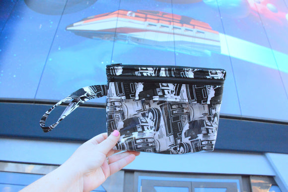 Touch Screen Wristlet - R2D2