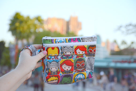 Touch Screen Wristlet - Marvel