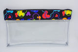 Makeup Bag - Neon Mickey