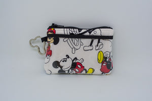Keychain ID Wallet - Mickey Through the Years