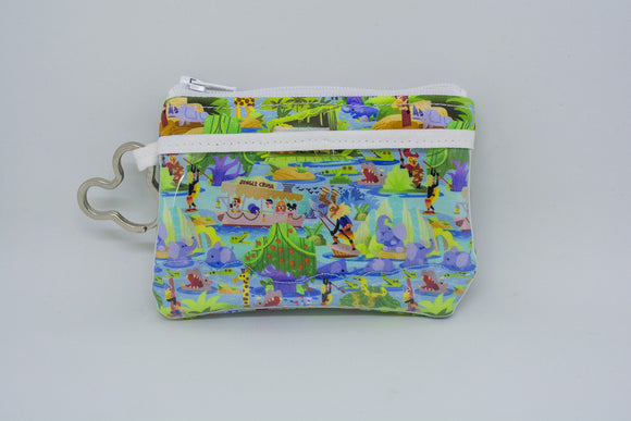 Keychain ID Wallet - Jungle Cruise