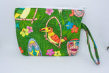 Touch Screen Wristlet - Tiki Room