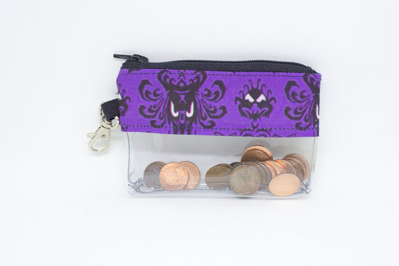 Coin Bag - Haunted Mansion