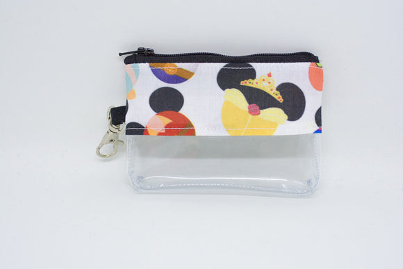 Coin Bag - Mickey Characters